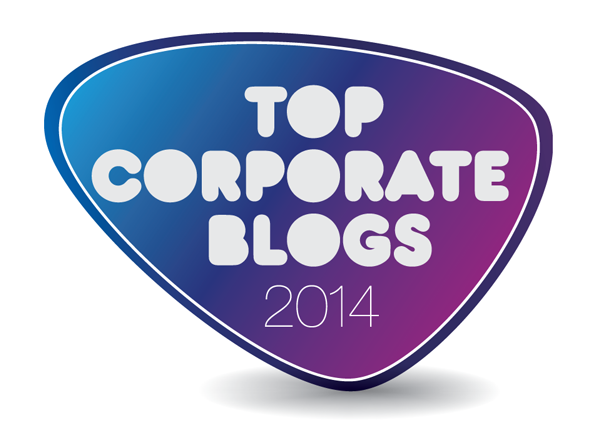 Noutati despre Top Corporate Blogs 2014