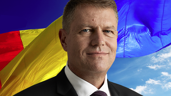 Image result for iohannis klaus