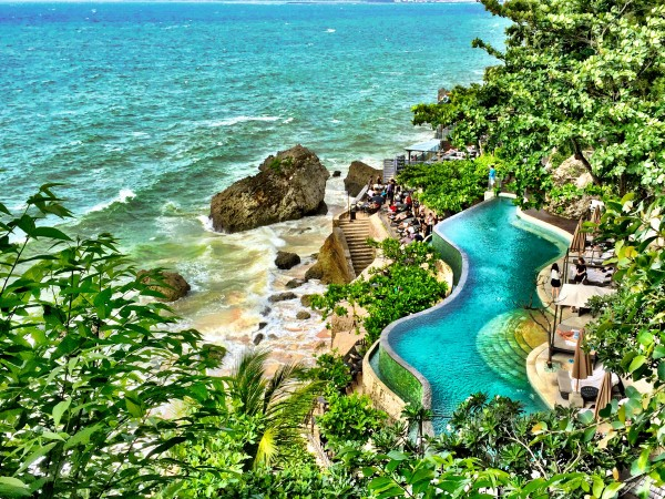 Bar Rock, Bali