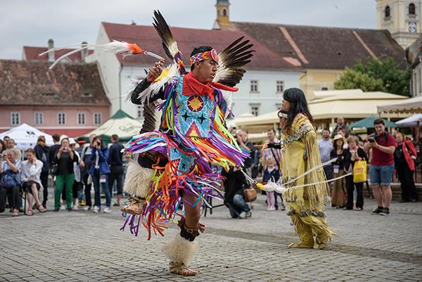 Yellow Bird Apache Dancers |Foto: Paul Baila