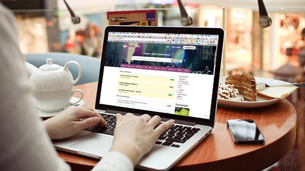 job-comert-online