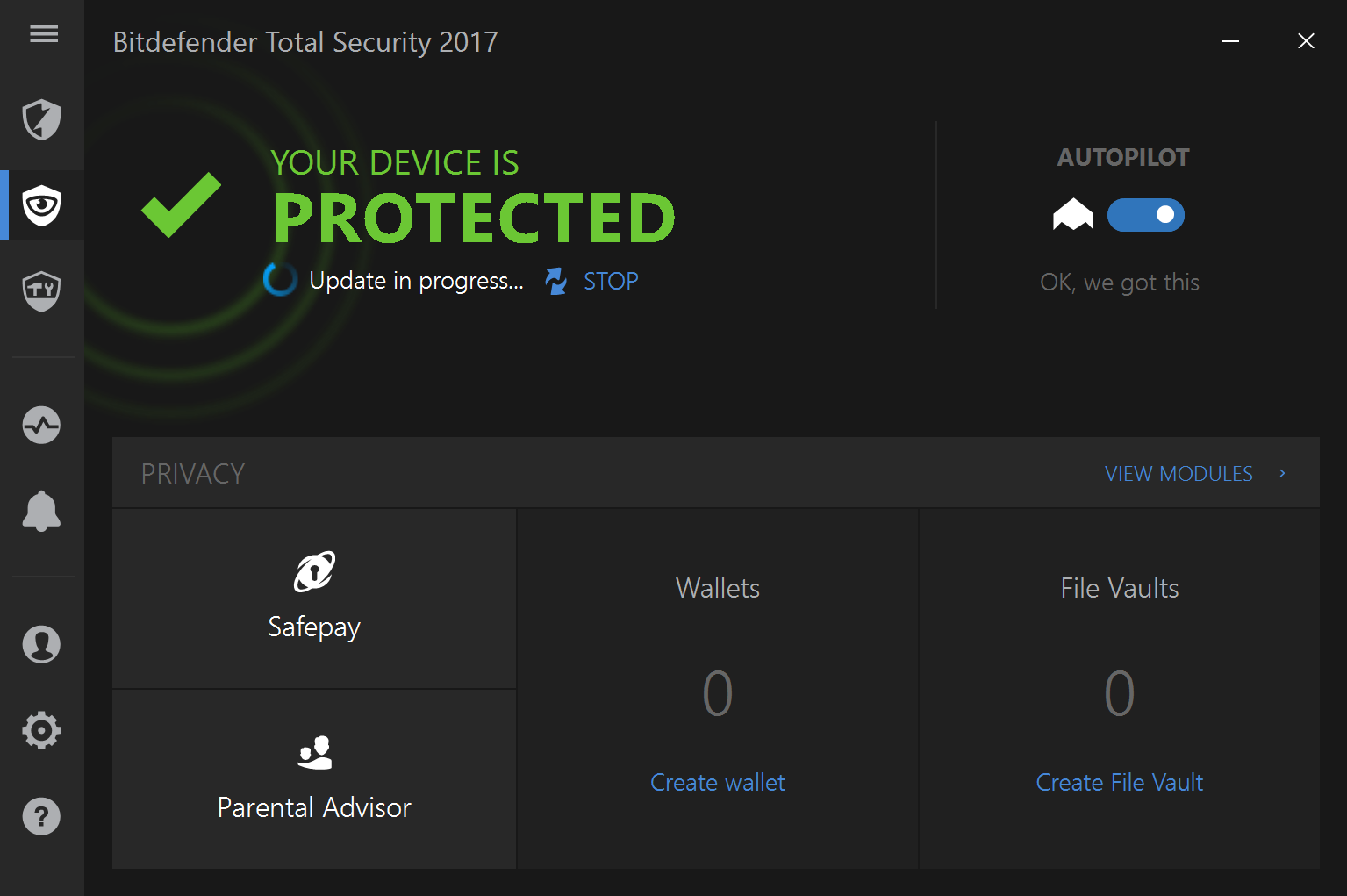 interfata-bitdefender-2017