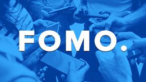 FOMO Newsletter Un newsletter lunar ca o revistă de social media, cu noutățile pe care trebuie să le știi, multe resurse utile și tendințele care influențează piața de marketig și comunicare.